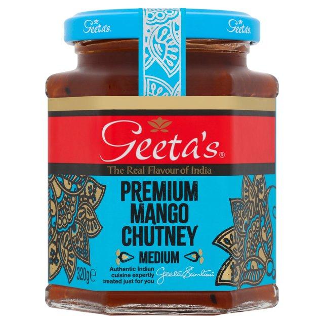 Geetas Premium Mango Chutney