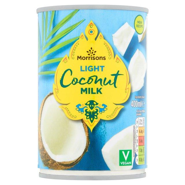 Coconut milk fat