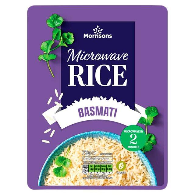 Morrisons Basmati Micro Rice