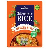 Morrisons Mexican Micro Rice