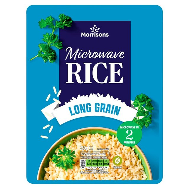 Morrisons Long Grain Micro Rice