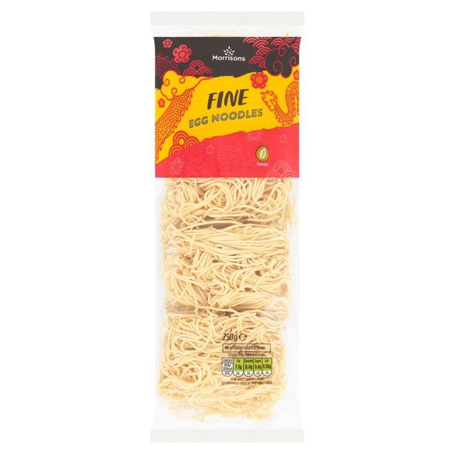 Morrisons Fine Egg Noodles