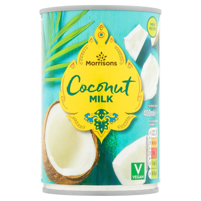 Morrisons Canned Coconut Milk