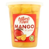 Nature's Finest Mango in Juice (400g)