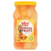 Nature's Finest Tropical Fruits in Juice (700g)