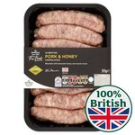 Morrisons The Best Pork & Honey Chipolatas