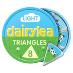 Dairylea Light Cheese 8 Triangles