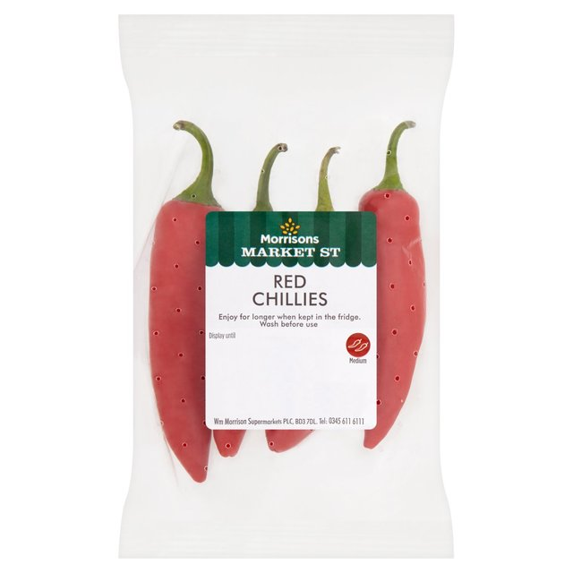 Morrisons Red Chillies