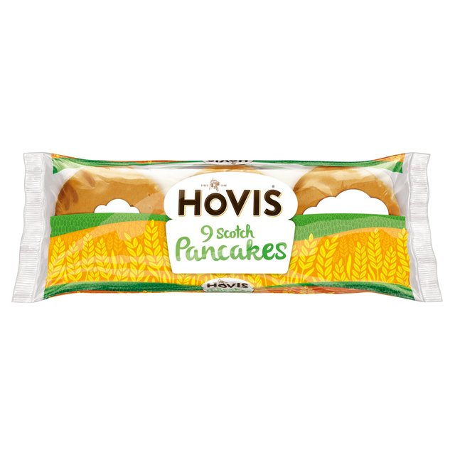Hovis Scotch Pancakes
