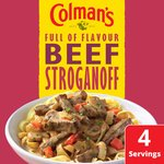 Colman's Beef Stroganoff Recipe Mix