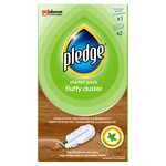 Pledge Dust It Fluffy Duster Starter Pack