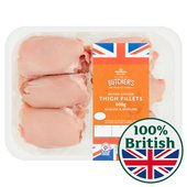 Morrisons Thigh Fillets