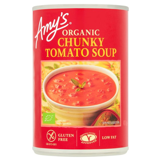 ... : Amy's Kitchen Organic Chunky Tomato Soup 400g(Product Information