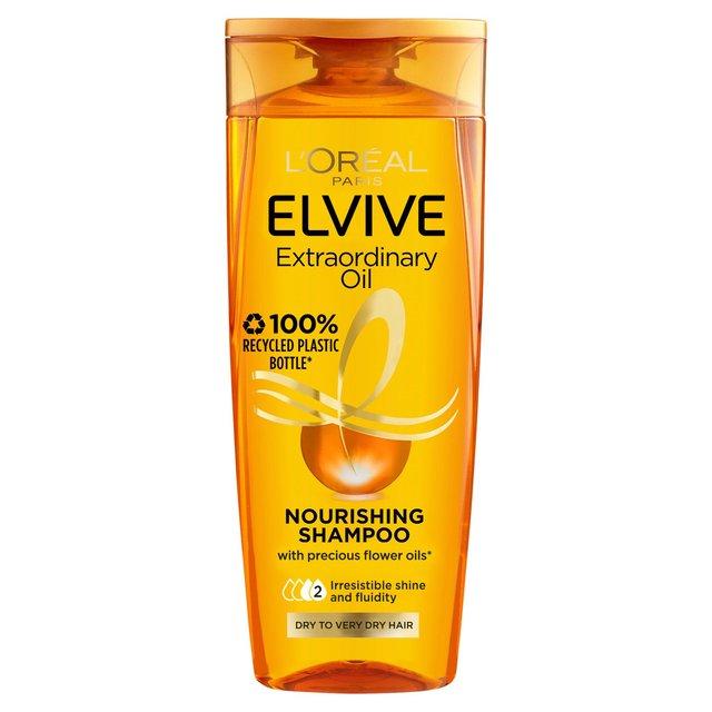 Morrisons L Or 233 Al Elvive Extraordinary Oil Shampoo Dry