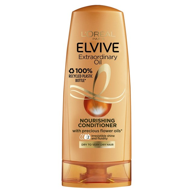 Morrisons: L'Oréal Elvive Extraordinary Oil Conditioner Dry Hair ...