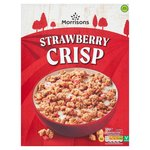 Morrisons Strawberry & Raspberry Clusters