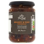 Morrisons The Best Port & Brandy Mincemeat