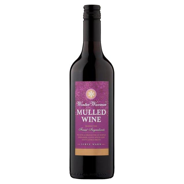 Winter Warmer Mulled Wine