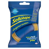 Sellotape Golden Tape 24x50cm