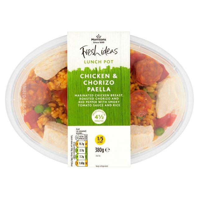 Morrisons Chicken Chorizo Paella