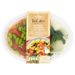 Morrisons Red Thai Vegetable Curry
