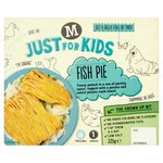 M Just For Kids Fish Pie