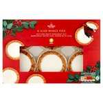 Morrisons Sweet Iced Mince Pies