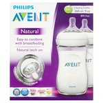 Avent Natural Bottles Twin