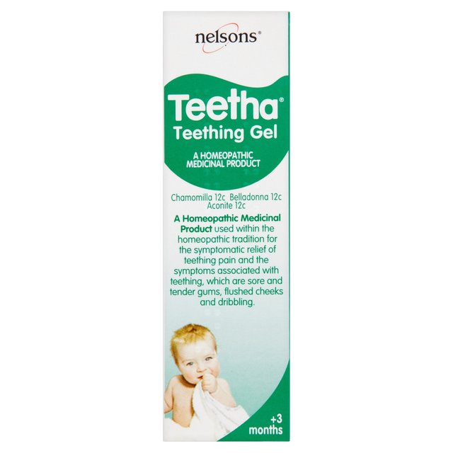 Nelson Teetha Teething  Gel