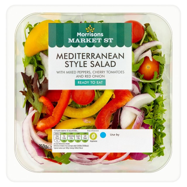 Morrisons Morrisons Large Mediterranean Salad Bowl Product