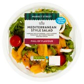 Morrisons Small Mediterranean Salad Bowl