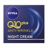 NIVEA Q10 Plus Anti-Wrinkle Night Cream 50ml at Morrisons