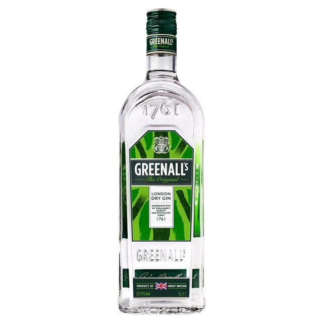 Morrisons Greenalls Gin 1l Product Information