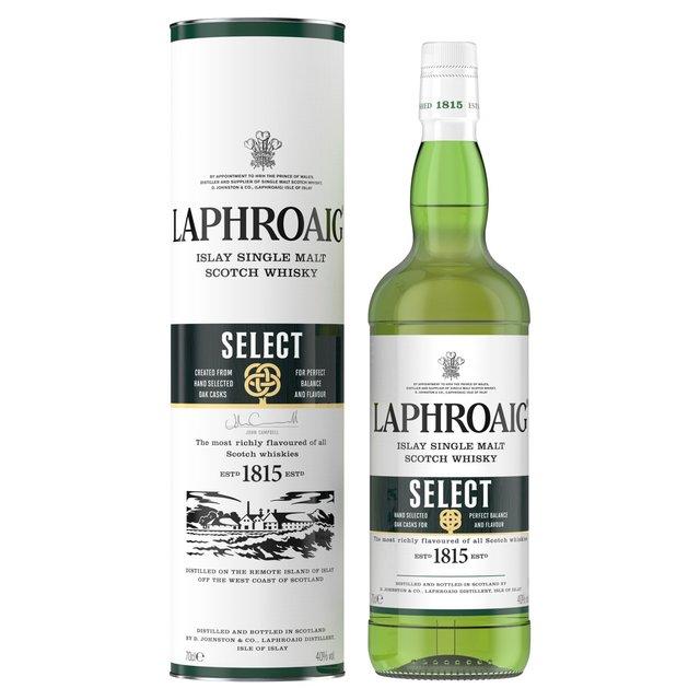 Laphroaig Islay Select Single Malt Whisky