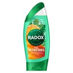 Radox Feel Refreshed Shower Gel