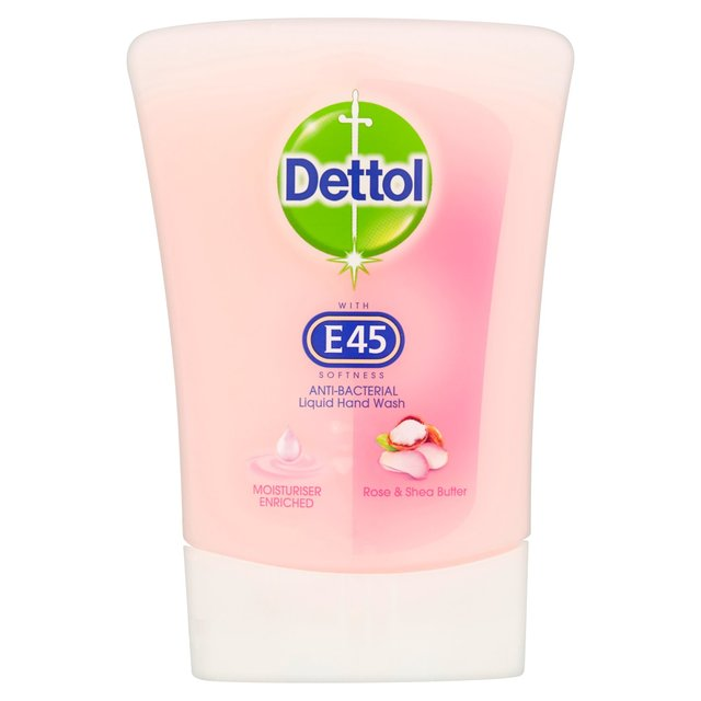 Dettol Anti-Bacterial Hand Wash With E45 Refill