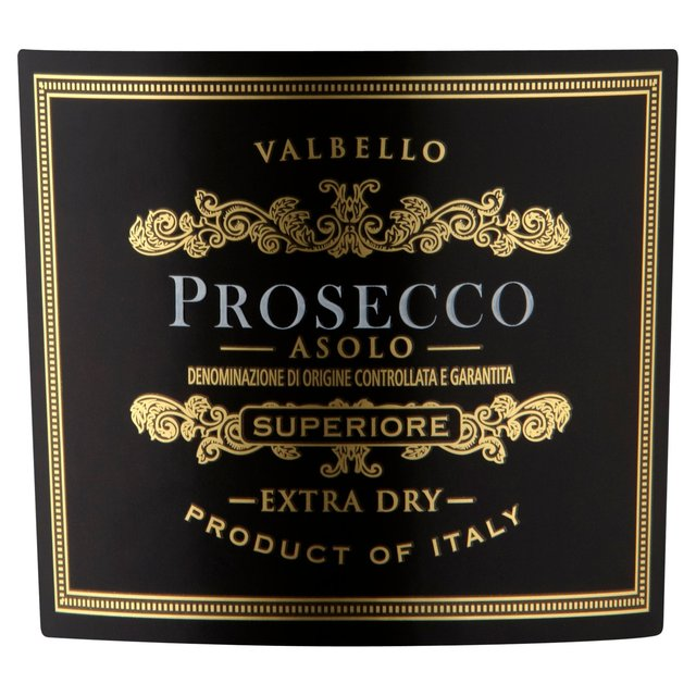 Product Information: Morrisons: Prosecco Docg Gift 75cl(Product Information