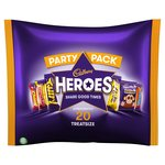 Cadbury Heroes Treatsize Family