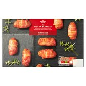 Morrisons Pigs in Blankets
