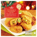 Morrisons 10 Jalapeno Cheese Bites