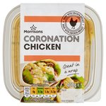 Morrisons Coronation Chicken Sandwich Filler