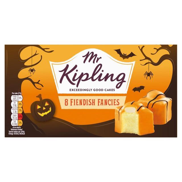 MORRISONS > Bakery > Mr Kipling Fiendish Fancies
