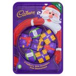 Cadbury Solid Parcel Tree Decorations