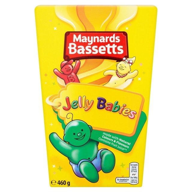 Jelly Baby Gifts Uk : Bassetts jelly babies gift box christmas xmas present