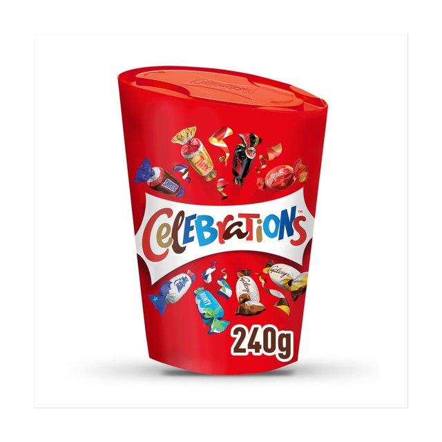 Morrisons Celebrations Chocolate Carton 245gproduct