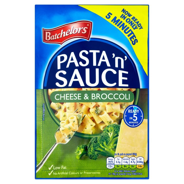 Batchelors Super Pasta 'n' Sauce Cheese & Broccoli