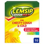 Lemsip Max Chesty Cough Sachets