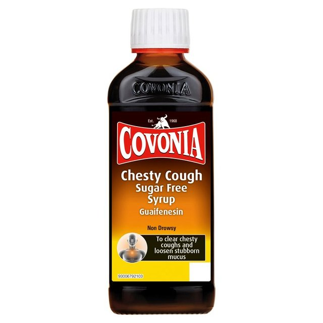 Covonia Chesty Sugar Free