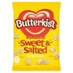 Butterkist Popcorn Sweet & Salted
