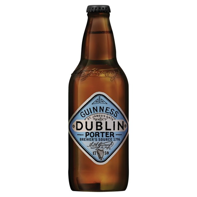 Guinness Dublin Porter Bottle, Delivered Chilled